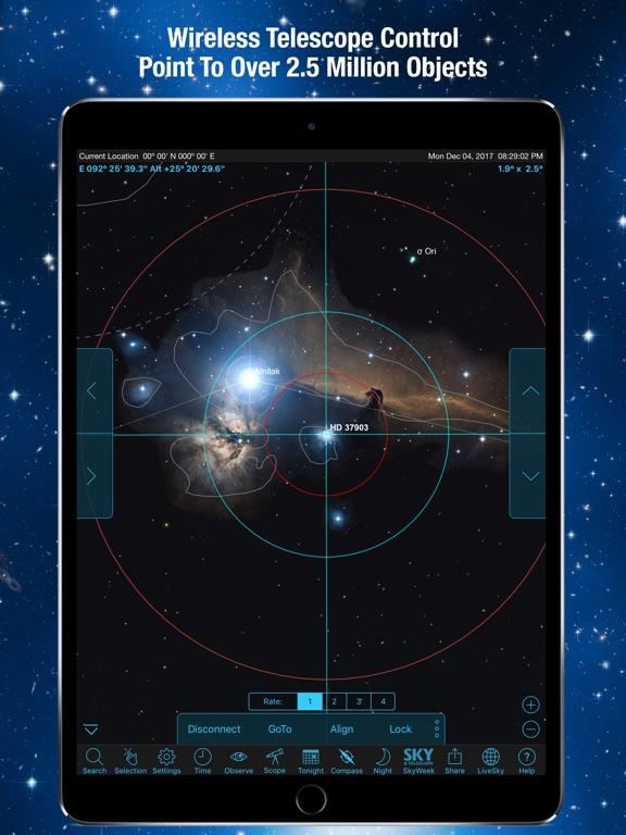 Screenshot #4 for SkySafari 6 Plus