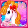 Pony dressup game