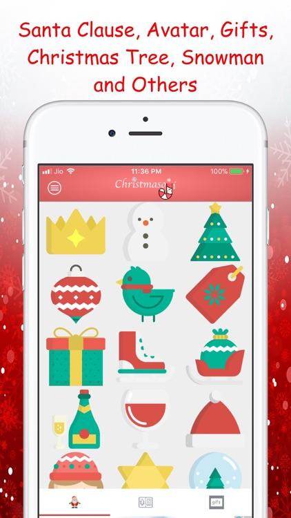 Christmasoji screenshot-3
