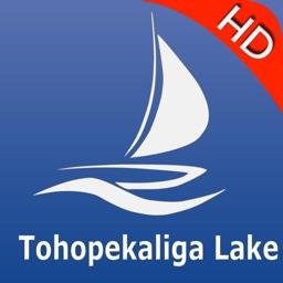 Lake Tohopekaliga Charts Pro