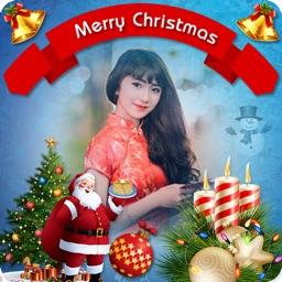 Christmas Photo Frame & Editor
