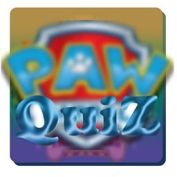 Quiz for PAW Patrol