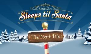 Sleeps til Santa