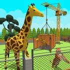 Zoo Construction Animals Sim icon