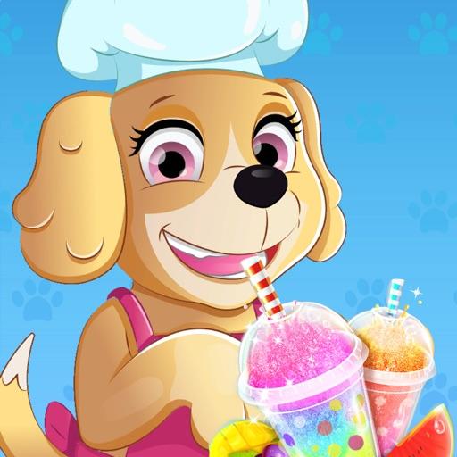Paw Puppy Ice Slushy Maker iOS App