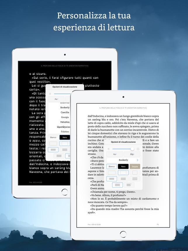 Amazon Kindle Screenshot