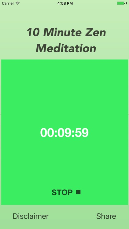 10 Minute Zen Meditation Free screenshot-4