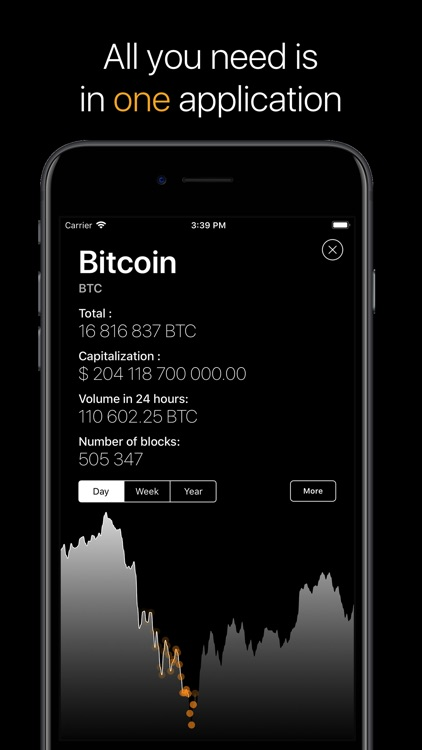 Crypto - rates screenshot-0