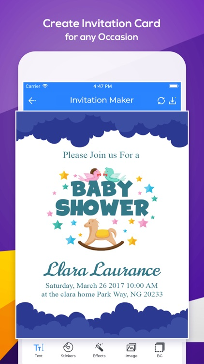 invitation card maker by hitesh polara