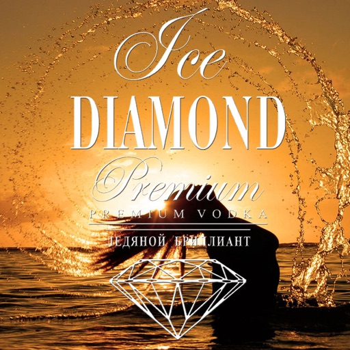 Ice Diamond Premium Vodka