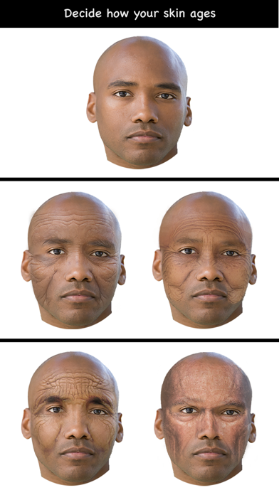 Face Age Effects review screenshots