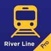 River Line Schedule Pro