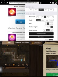 Photon Flash Player & Private Browser for iPad ipad images