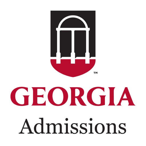 UGA Admitted Student Stickers