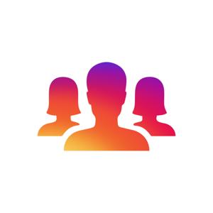 Followers & Likes Tracker Social Networking app