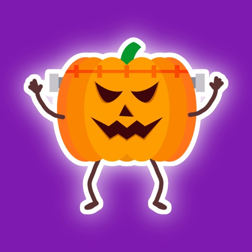 Pumpkin Animated Stickers