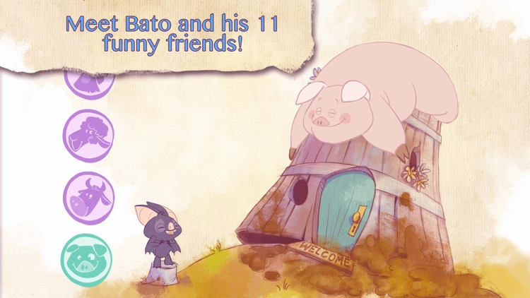 Knock Knock with Bato