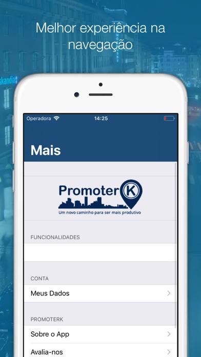 PromoterK Screenshot