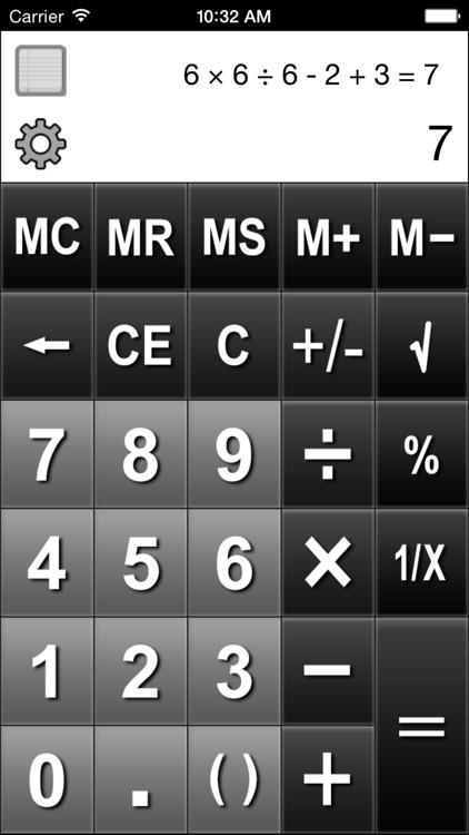 Calculator HD· - ADS