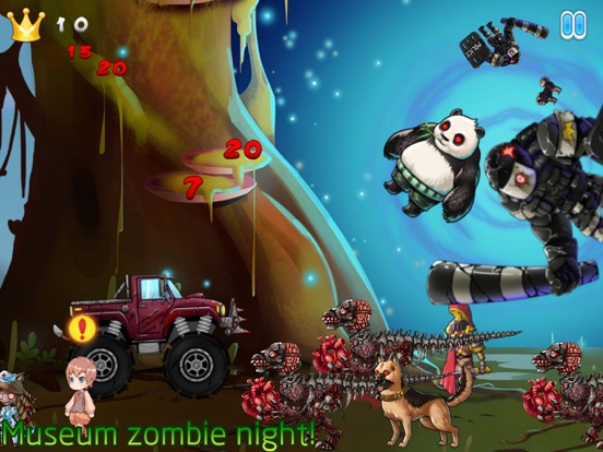 Zombie Impactor Screenshots
