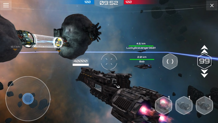 Planet Commander: Space action screenshot-3