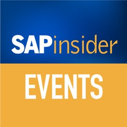 SAPinsider Events