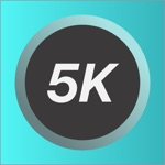 5K Run - Walk run tracker