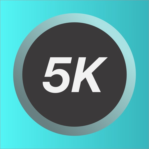 5K Run - Walk run tracker