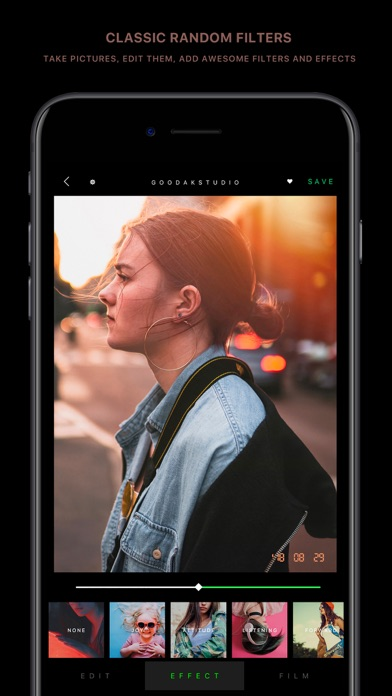 Price Drop: Goodak FX filters for pictures  (Photography)