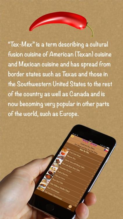 Tex-Mex Recipies