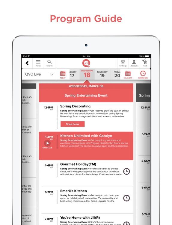 QVC for iPad screenshot-4