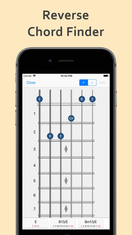 ChordAid: Chord Reference screenshot-5