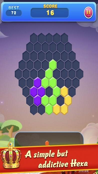 Hexa Match Quest Fun screenshot three