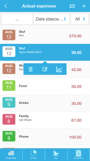 ‎Money - Financial Planning Screenshot