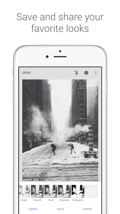 Screenshot for Snapseed in Turkey App Store