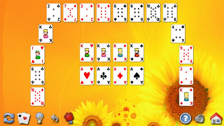 Funny Solitaire Card