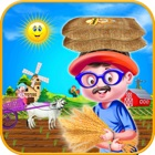 Flour Factory and Frenzy Farming Simulator icon
