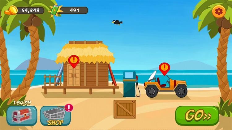 Stickman Surfer screenshot-3