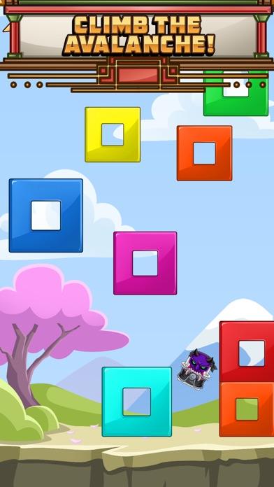 Landslide Ninja screenshot 2