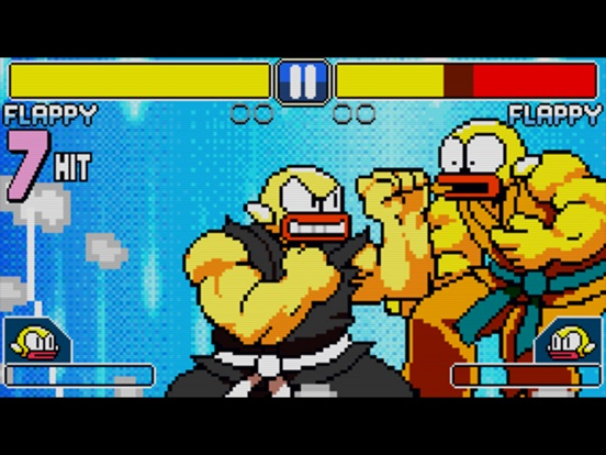 Flappy Fighter screenshot 11