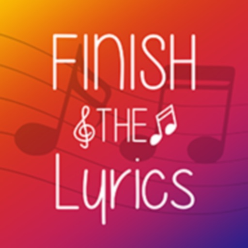 Finish The Lyrics iOS App