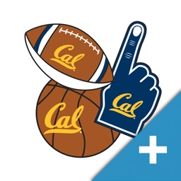 California Golden Bears PLUS Selfie Stickers