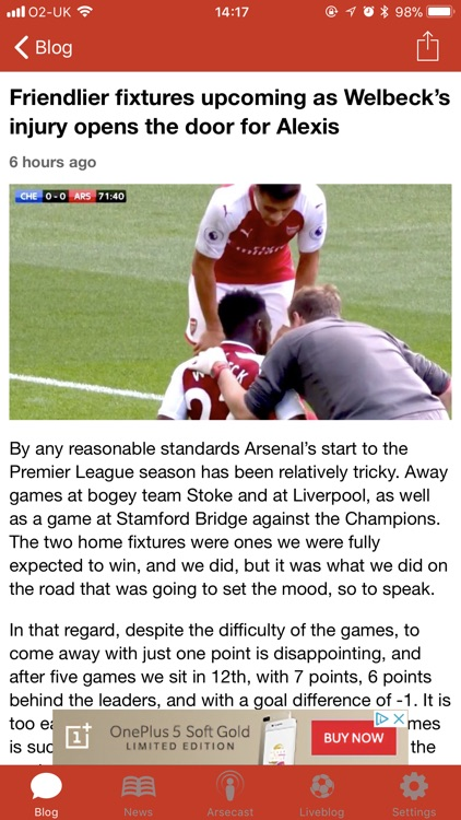 Arseblog screenshot-2