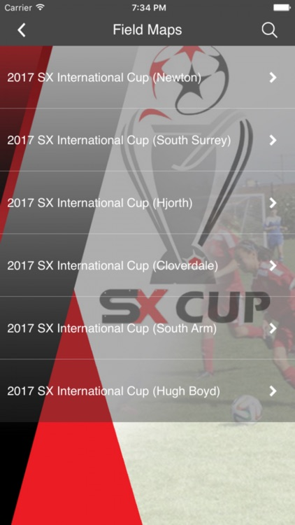 SX Cup