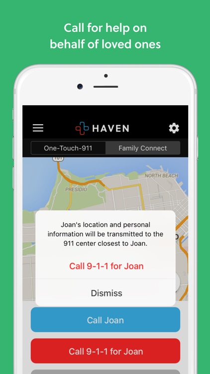 RapidSOS Haven - Emergency App screenshot-3