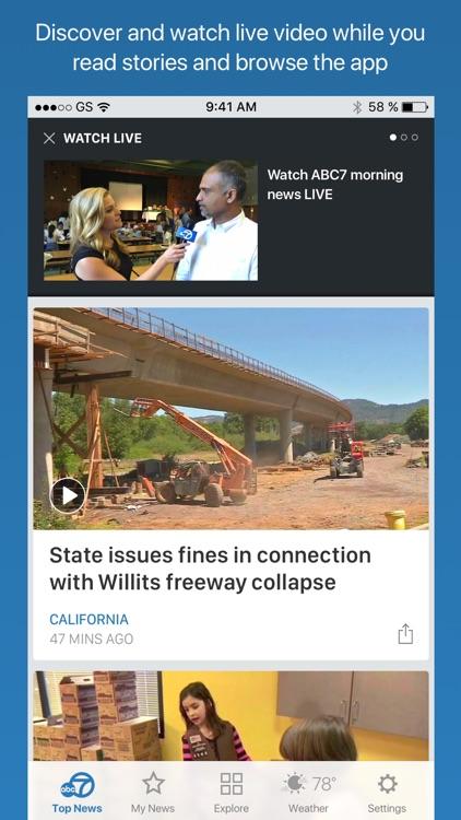 ABC7 San Francisco screenshot-3