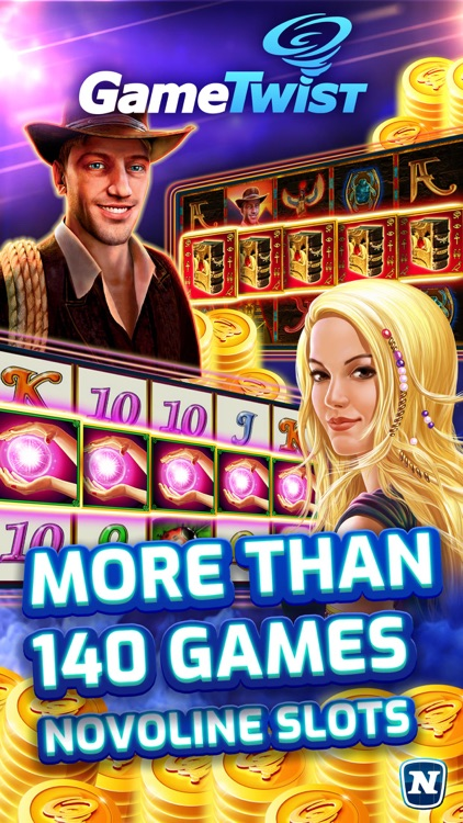 GameTwist Online Casino Games screenshot-0