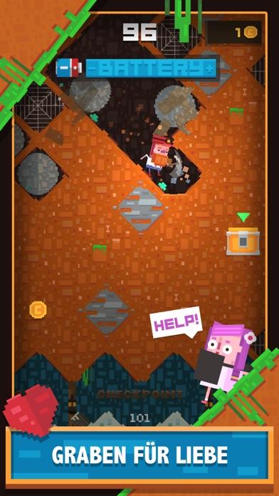 Screenshot 1 Diggerman