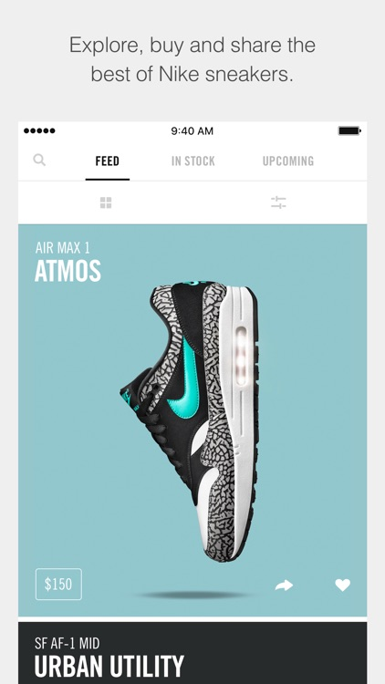 Nike SNKRS screenshot-0