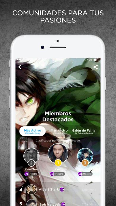 Descargar Shonen Amino en Español para Android